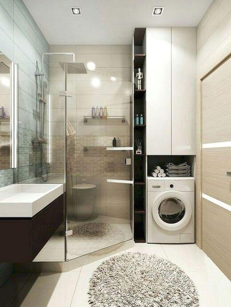 New Small Bathroom Decoration Ideas #bathroom – Bathroom design