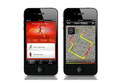 application course nike+