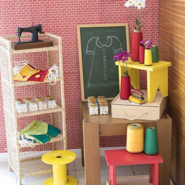 festa infantil sitio do pica pau amarelo