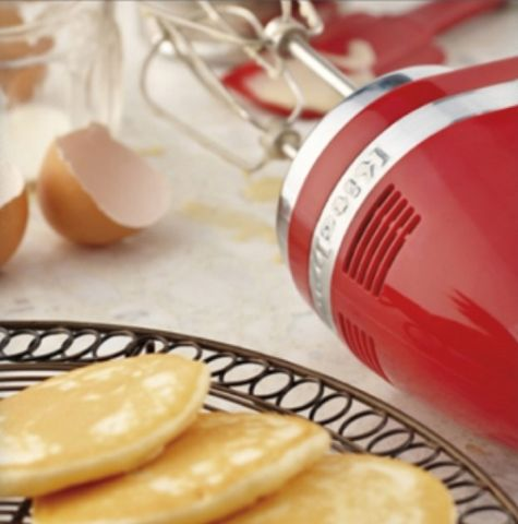 Thermomix Recipes - hipcook  Easy pikelets