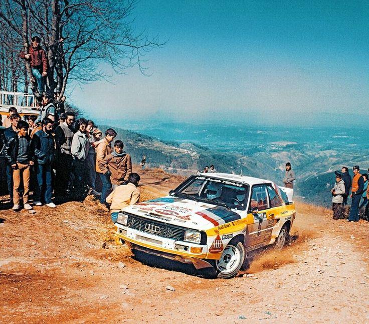 Classic rally