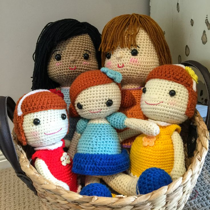 Who's your favourite dolly?? We cant pick just one!