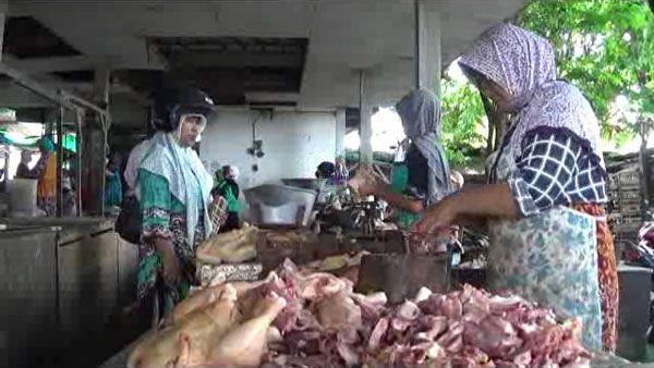 Jelang Idul Adha Harga Daging Justru Turun Drastis