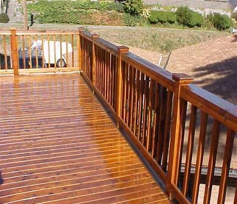 Deck Cleaning | How to Prepare a Deck for Staining | DIY Reviews488 x 419 | 74.2KB | www.diyreviews.net