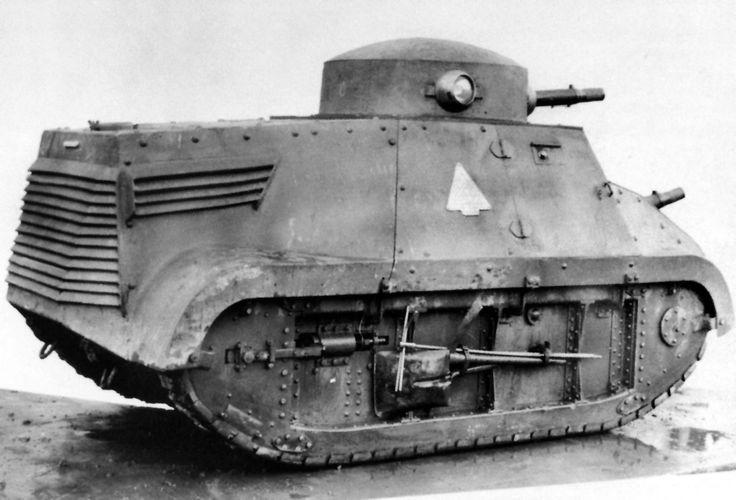 Spain - 1936. - GC - Carro Trubia-Naval