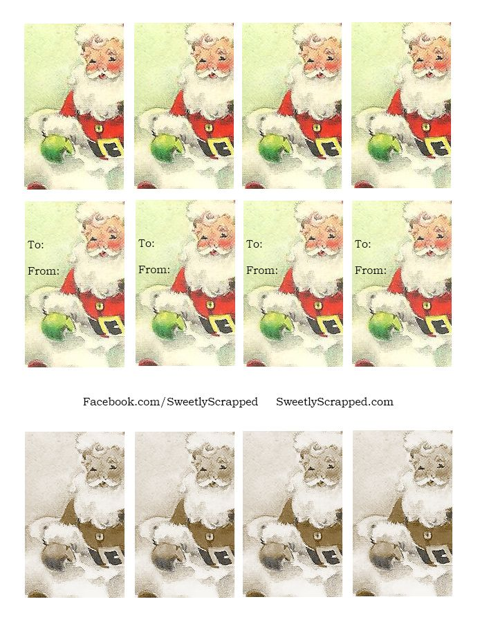 295 best Christmas printables images on Pinterest Cards - free printable christmas gift certificate