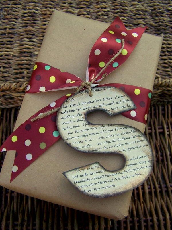 Delightful Creative Gift Wrapping Ideas For Birthdays Part - 6: Cool Gift Wrapping Ideas. Whether Itu0027s For A Birthday, Valentineu0027s Day,  Holiday Or