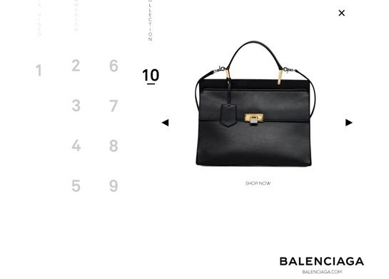 Louis Vuitton, Miu Miu, Anya Hindmarch, Marc Jacobs, Hermès, Balenciaga, Guerlain, Burberry, digital fashion, videos, clips, websites, e-shopping, fashion blogs, handbag, models, Christy Turlington
