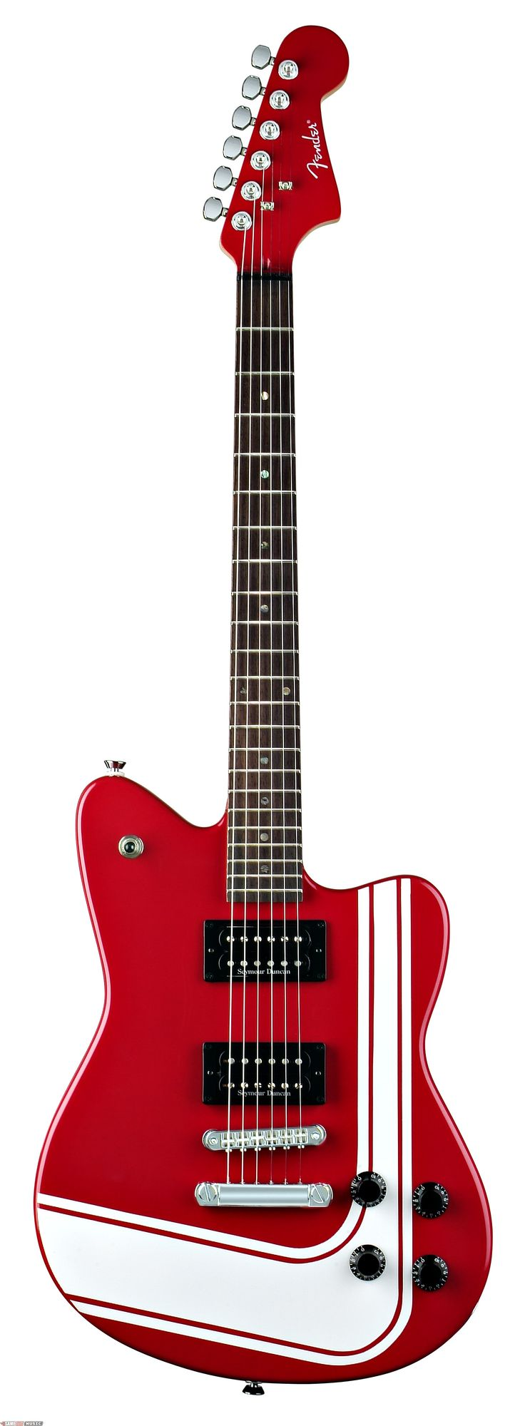 Number 9. Fender Toronado (but mine will be blue)