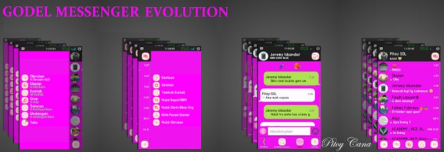 Godel Messenger Evolution by Pitoy Cana (HDPI ONLY)