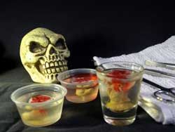 Halloween jello shot central. Lots of good ideas.