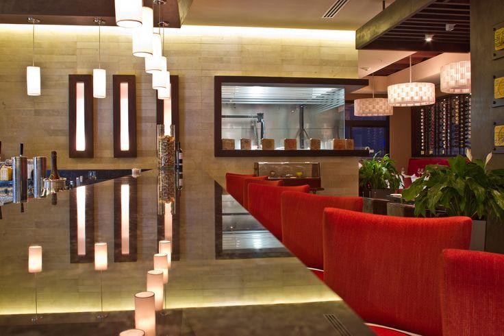 Restaurante La Mansion • 2011 Santo Domingo, Dominican Republic. Project by Selman & Asociados Arquitectura www.selman-asocs.com #interiordesign #architecture #bar #restaurant #design