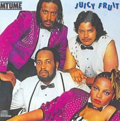 Mtume - Juicy Fruit / Chocolate, time management, a charity ball and more chocolate / http://imaginativetraining.com/chocolate-time-management-a-charity-ball-and-more-chocolate/