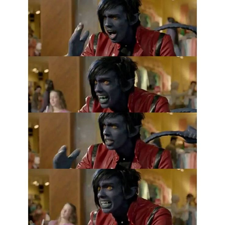 Nightcrawler --> When you think you're going to die but really it's just…