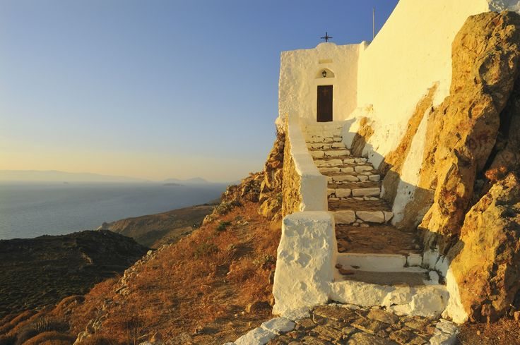Island-hopping on the Aegean, Greece