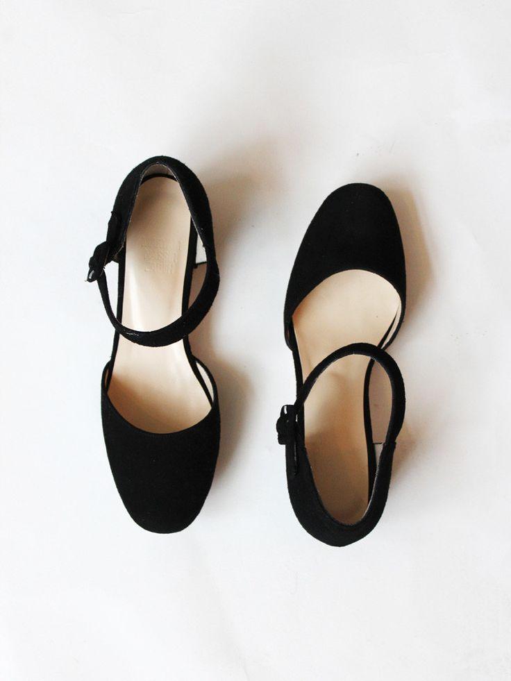 Maryam Nassir Zadeh Jeanne Shoe - Black