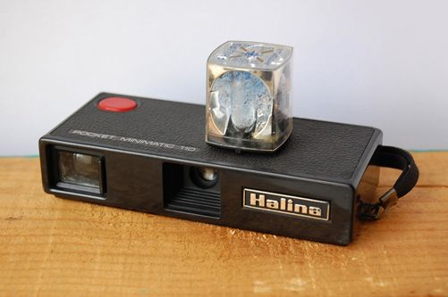 1977 HALINA MINIMATIC 110