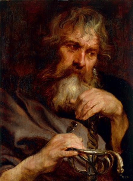 Der Apostel Paulus; 1618/20; Anton van Dyck