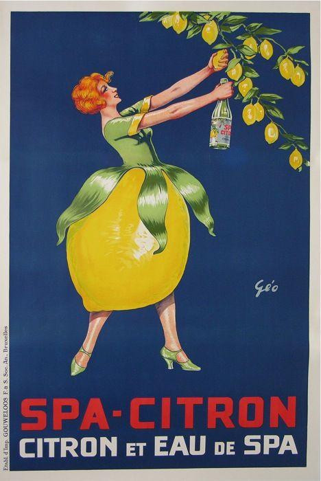 spa citron - Letitia Morris