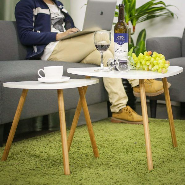 Top 10 Best Wooden Nesting Tables 2020 With Images Living