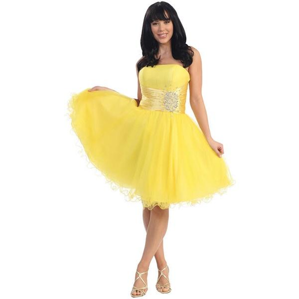 Short Poofy Prom Dresses Under 160 76