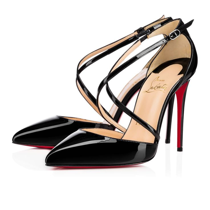 Women Shoes - Cross Blake Patent - Christian Louboutin