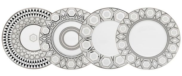 Первая коллекция посуды Мартина Лоренса-Булларда