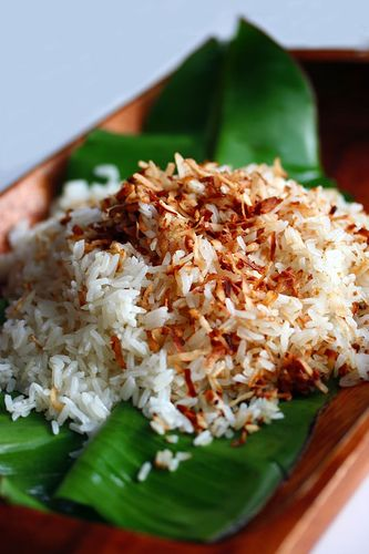 Perfectly Cooked Coconut Jasmine Rice without a Rice Cooker | Recipe ...