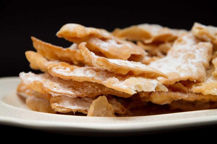 La ricetta perfetta: le chiacchere di Gabriele Bonci