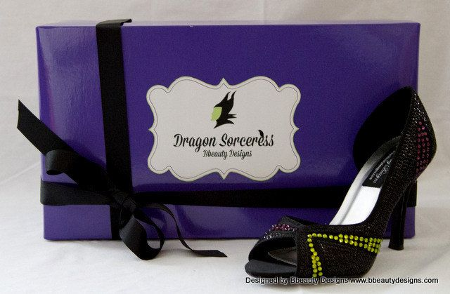 Maleficent+Dragon+Sorceress+Couture+Style+Adult+Pair+by+Bbeauty79,+$129.95