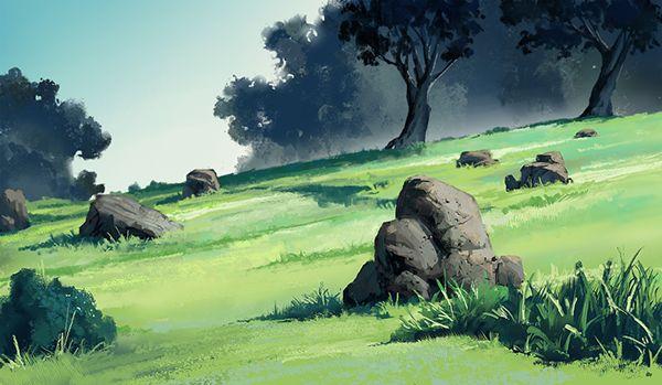 https://www.behance.net/gallery/19830023/Environment-Sketches-