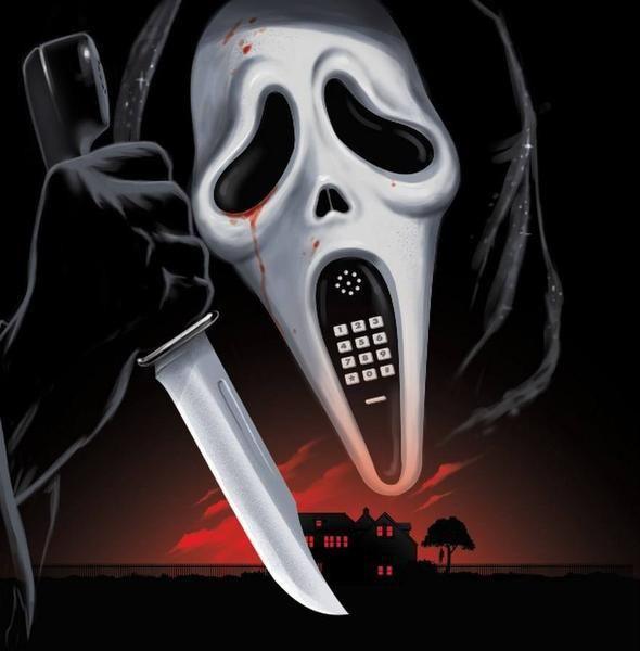 Scream/Scream 2 Motion Picture Soundtrack LP