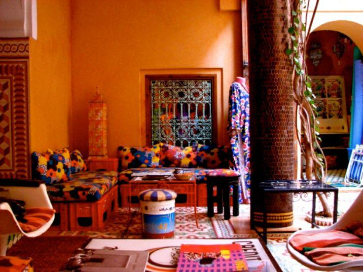 RIAD YIMA  Boutique - Tea Room - Gallery in Marrakech