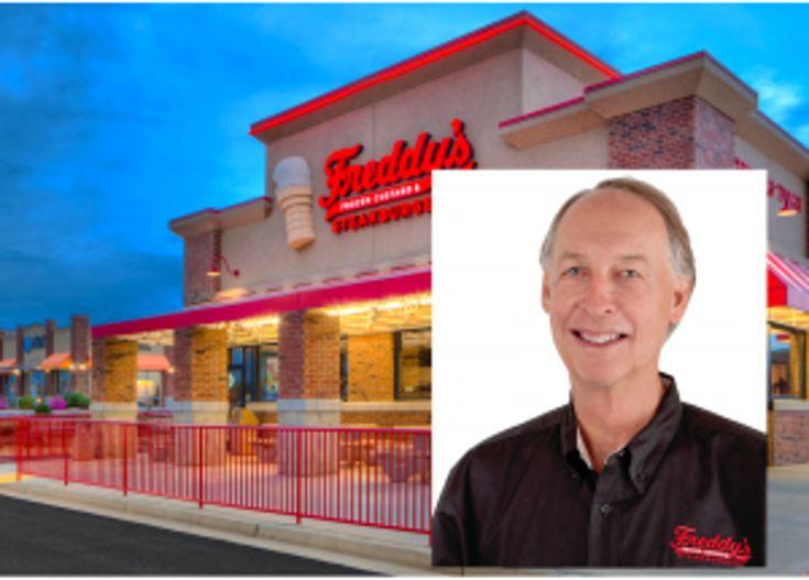 CEO Randy Simon, Freddy's Frozen Custard & Steakburgers