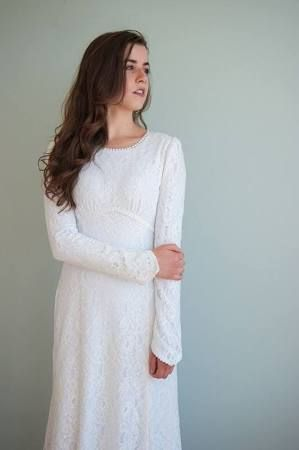 lds temple dresses - Google Search