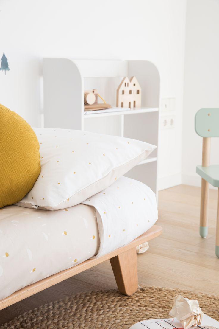Ropa de cama infantil. Diseñada y fabricada en España. Bed linen for kids #duvetcover #fundanordica #kidsroom
