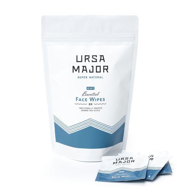 Ursa Major | Essential Facial Wipes
