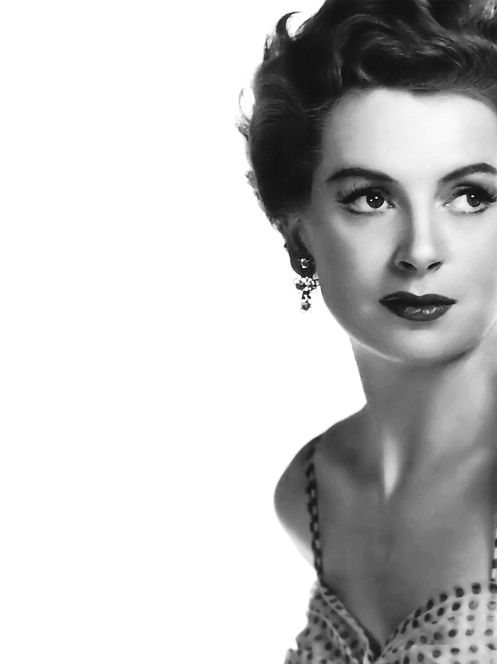 Deborah Kerr Tea and Sympathy, The Innocents, Heaven Knows Mr. Allison etc. great actress. Great vintage inspiration.