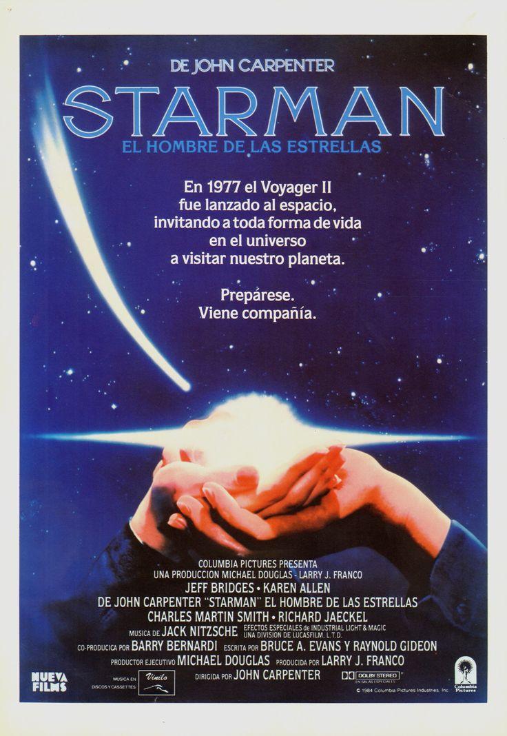 1984 - Starman, el hombre de las estrellas - Starman - tt0088172