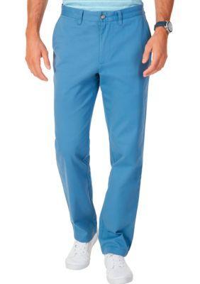 Nautica Men's Classic Fit Deck Pants - Tide Blue - 38 X 30