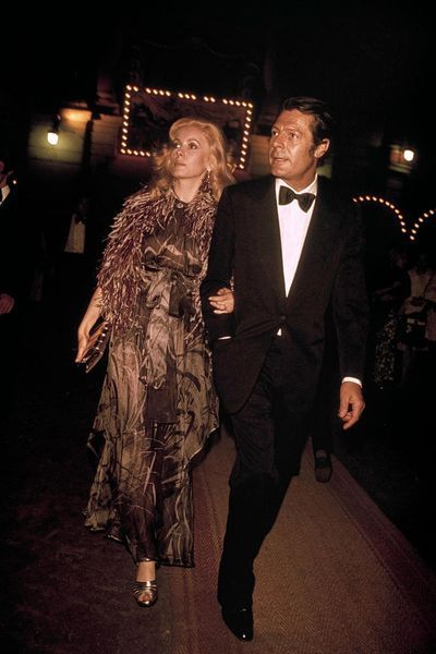 Is the cinema more important than life? — Catherine Deneuve and Marcello Mastroianni