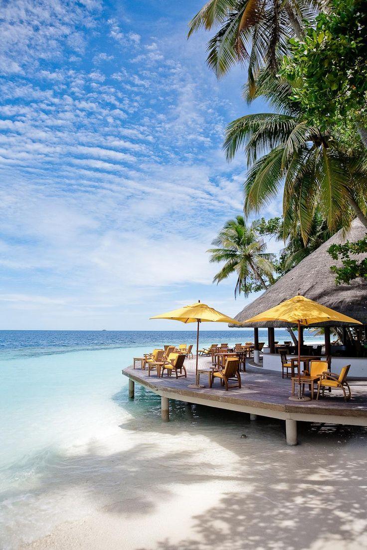 best beach bar view