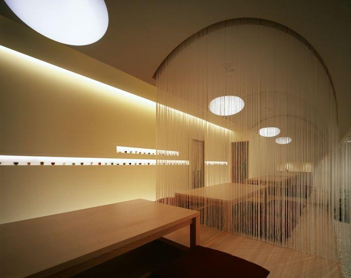 Незабываемый ресторан Kappo Hisago от дизайнерского бюро Ichiro Nishiwaki, Ниигата