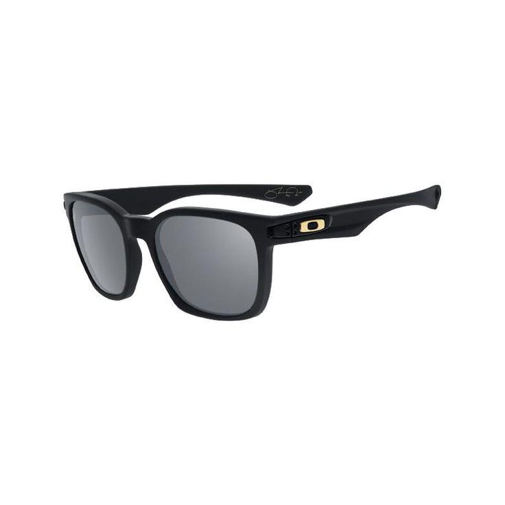 Oakley Shaun White Gold Series Garage Rock Matte Black Sunglasses