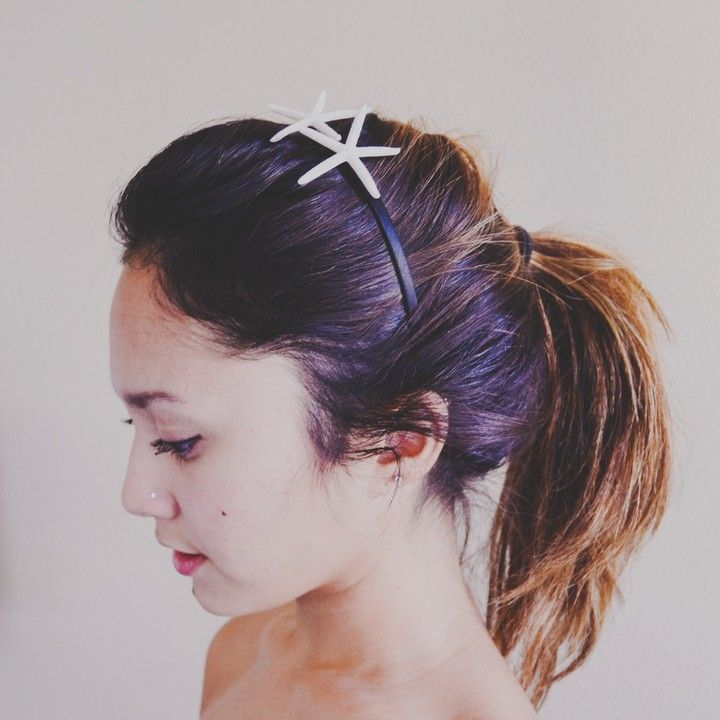 Starfish Headband from forever Island Girl.
