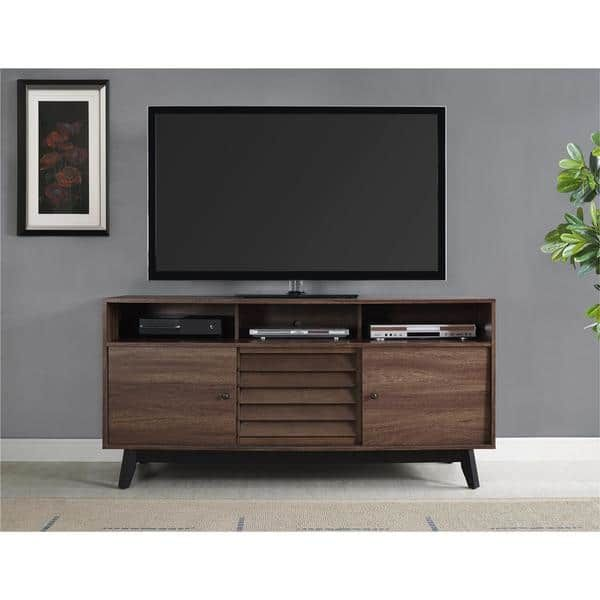 Ameriwood Home Vaughn TV Stand for TVs up to 60 inches Wide