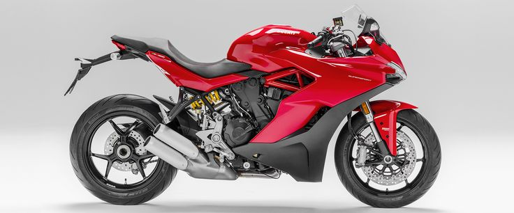 ducati supersport revealed to be a versatile 113hp motorcycle