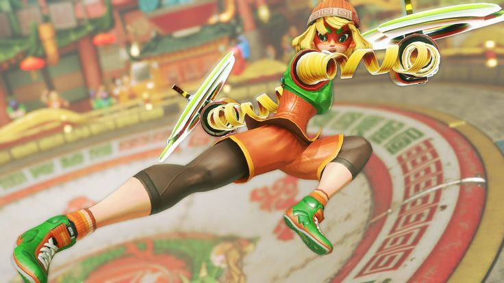 What does the community think of ARMS?: To me, ARMS looks like a game born out of the philosophy that gave birth to the breakout hit that…