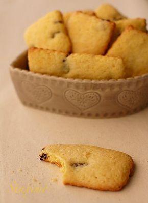 Biscotti di Polenta