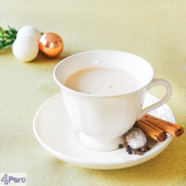 Homemade chai tea, a warm drink. Recipe in English  Zelfgemaakte Chai thee, lekker warm. Recept in het Nederlands